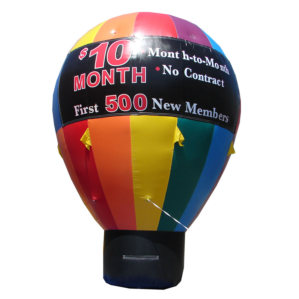 30Ft Hot Air Balloon IA6015