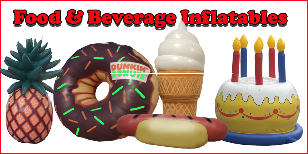 Food & Beverage Inflatables